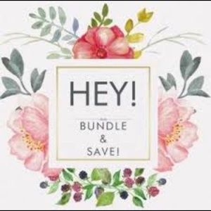 I love to give Bundle discounts!